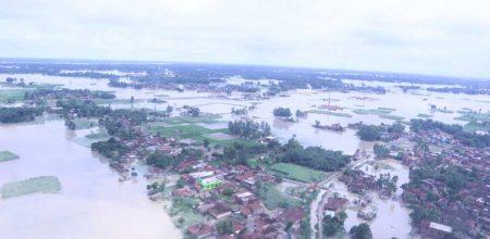 मनसुन सक्रिय बन्दै, यी क्षेत्रमा बाढी र डुबानको जोखिम
