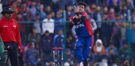 सन्दीप बंगलादेशमा : बिग ब्यास बिचैमा छाडेर नेपाली युवा क्रिकेटर किन बंगलादेश हानिए ?