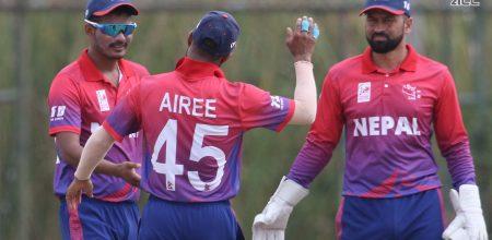 नेपाली एकदिवसीय अन्तर्राष्ट्रिय क्रिकेटको मान्यता एक वर्ष थपियो