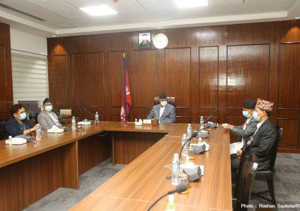 ओली सरकारका निर्णय उल्टाउँदै देउवा सरकार, फेरिए गण्डकी र लुम्बिनीका…