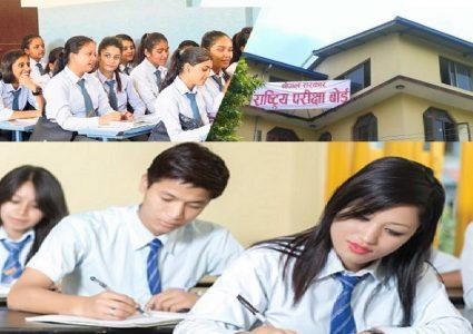 आजबाट असोज ८ गतेसम्म कक्षा १२ को परीक्षा