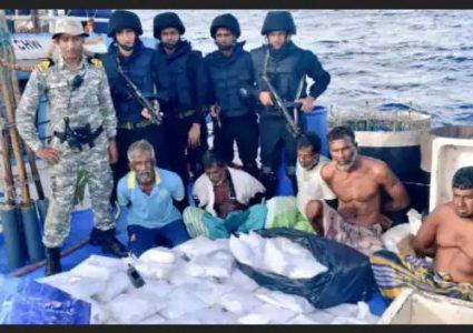 पाकिस्तानको ग्वाद्दर क्षेत्रबाट श्रीलंका र माल्दिभ्समा लागूऔषध ढुवानी बढ्दै