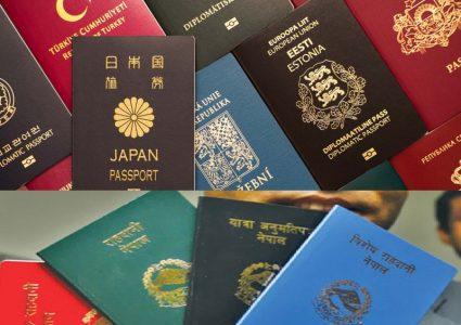 नेपालको पासपोर्ट विश्वकै खराब, जापानी पार्सपोर्ट सर्वाधिक बलियोः अध्ययन