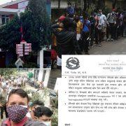 काठमाडौंमा सभासम्मेलन र भीडभाड गर्न नपाइने, खोप केन्द्रबाटै महामारिको जोखिम