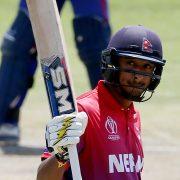 राष्ट्रिय टिमका पूर्व कप्तान पारस खड्काले गरे अन्तर्राष्ट्रिय क्रिकेटबाट सन्यासको घोषणा