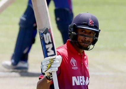 राष्ट्रिय टिमका पूर्व कप्तान पारस खड्काले गरे अन्तर्राष्ट्रिय क्रिकेटबाट सन्यासको…