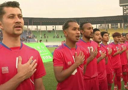 साफ च्याम्पियनसिप फुटबल अन्तरगत आज भारत र नेपाल भिड्दै